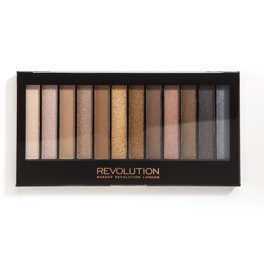 makeup revolution redemption palette iconic 1 dupe alert. Black Bedroom Furniture Sets. Home Design Ideas